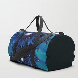 Hearts at Midnight Duffle Bag
