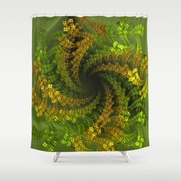 Jeweling Shower Curtain