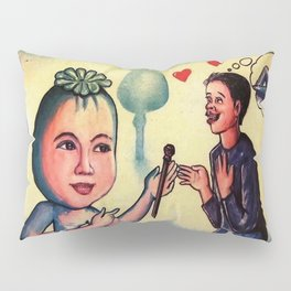 The Opium Eater Pillow Sham