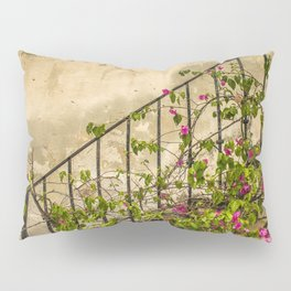 Going up or down? Pillow Sham