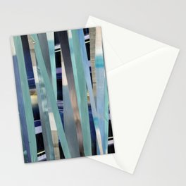Sea(scapes)stripes Stationery Cards
