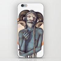bill iPhone & iPod Skins featuring Bill by Alexa-Renee