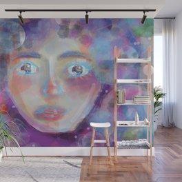 Women in Space Wall Mural