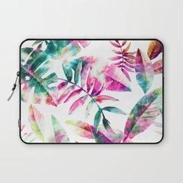 Tropical Leaf l Laptop Sleeve