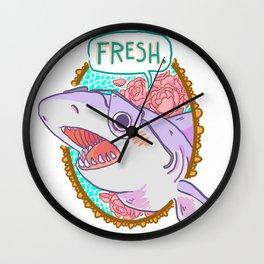 Fresh! Wall Clock