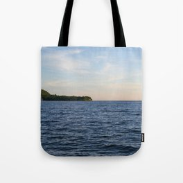 Waiting for Sunset Tote Bag