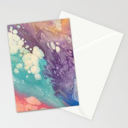 Color, Color Everywhere  Stationery Cards