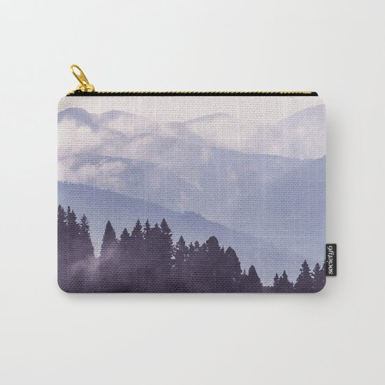 Uplift #society6 Carry-All Pouch