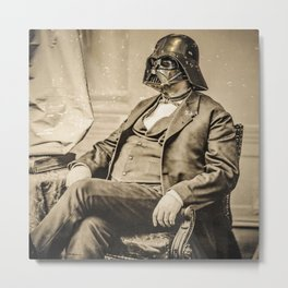 I'm your grandfather © Tony Leone - Art Wars series Metal Print