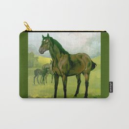 Sound Reason (CAN) - Thoroughbred Stallion Carry-All Pouch
