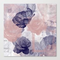 chelsea Canvas Prints featuring Chelsea by Casale Designs