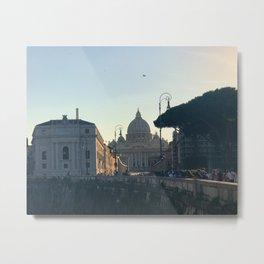 St. Peter's Basilica Metal Print