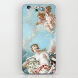 François Boucher Venus on the Waves iPhone Skin