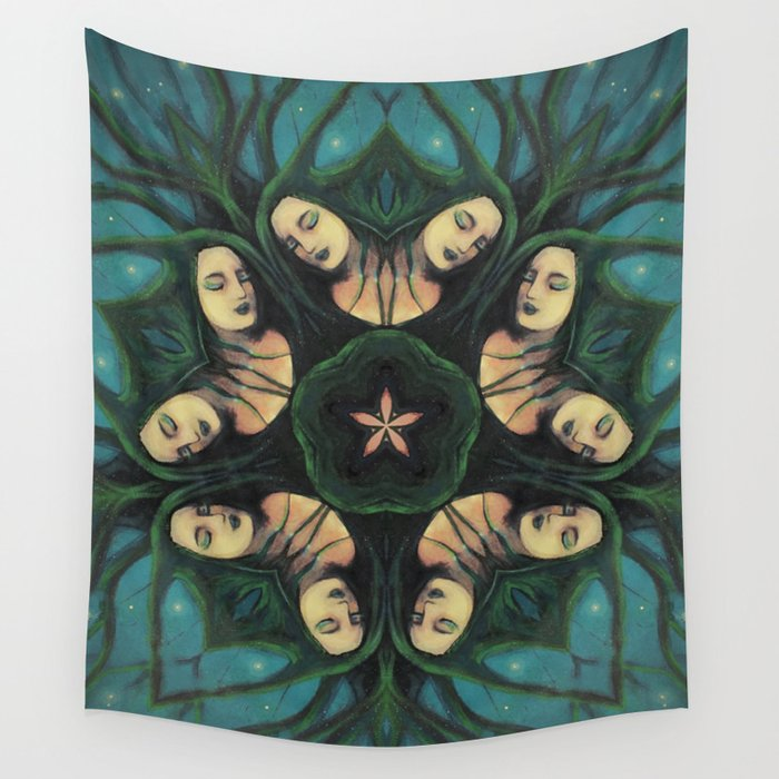 Coven Wall Tapestry