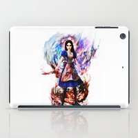 returns iPad Cases featuring Alice madness returns by ururuty