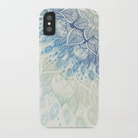 dahlia iPhone & iPod Cases featuring Dahlia by rskinner1122