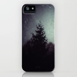 Beyond the Pines iPhone Case