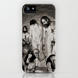 They found the Wolfmen iPhone Case