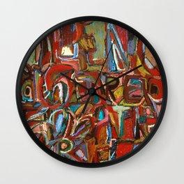 VAHATDOOP Wall Clock