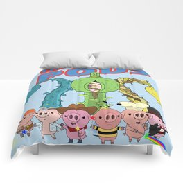 The Pods Comforters