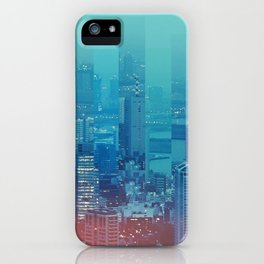 Nightcity iPhone Case