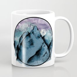 Move Mountains Coffee Mug