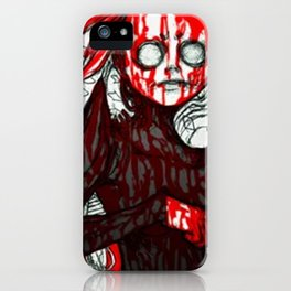 JAMS IS DEAD3 iPhone Case