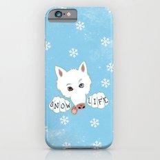 Snow Life Slim Case iPhone 6s