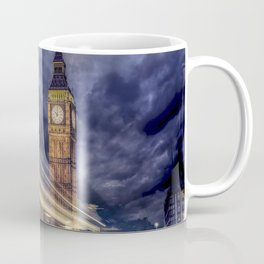 Big Ben Clock Tower - London Coffee Mug