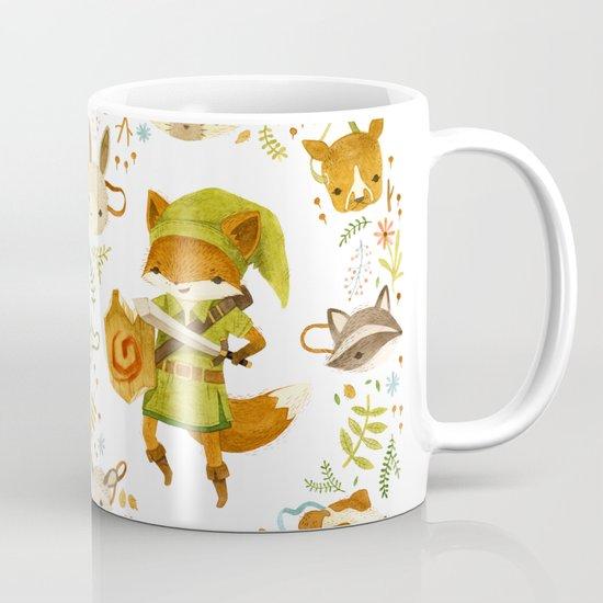 The Legend of Zelda: Mammal's Mask Mug