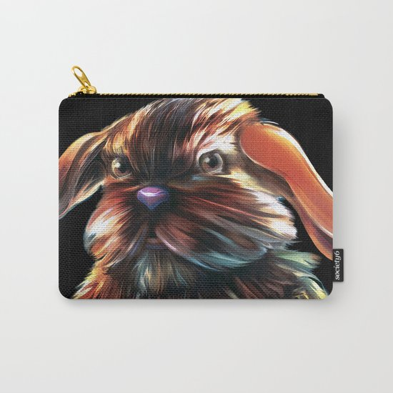 Magic Rabbit Carry-All Pouch