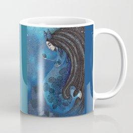 The Seal Woman Coffee Mug