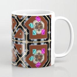 Octogons Coffee Mug