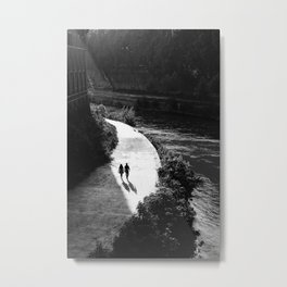 From Roma with love Metal Print