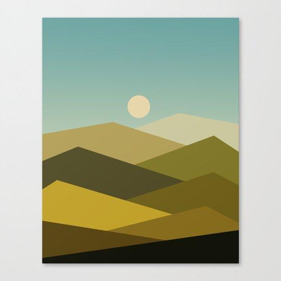 Landscape NC 02 Canvas Print