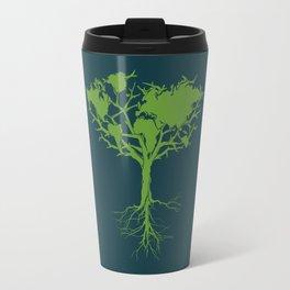 Earth Tree Travel Mug