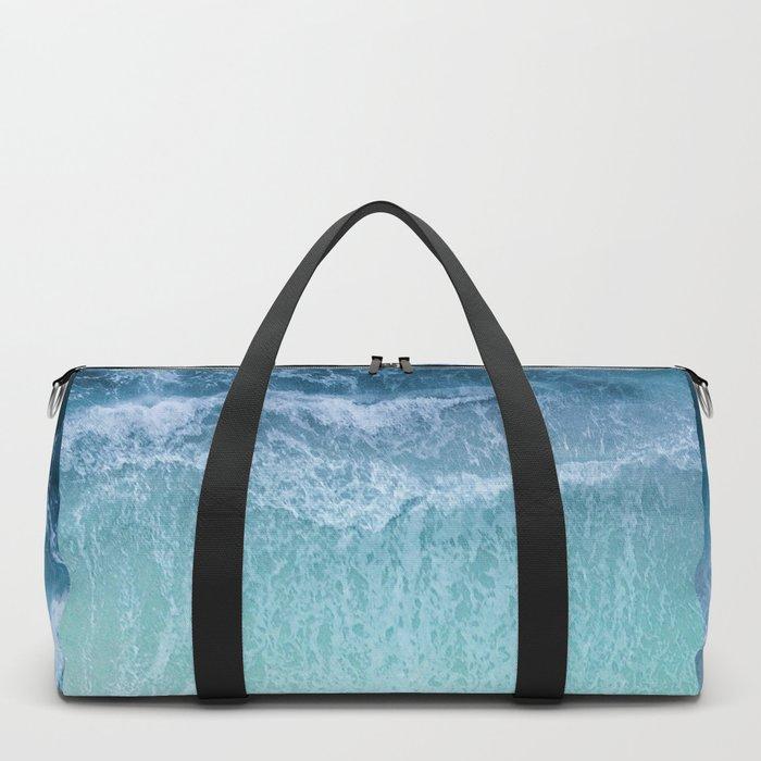 Turquoise Sea Duffle Bag