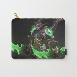 Demon Huntress Carry-All Pouch