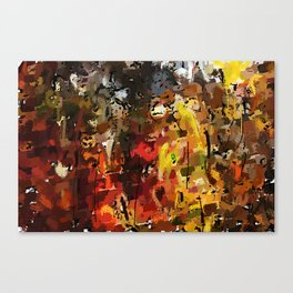 Autumn Woods 031012 Canvas Print