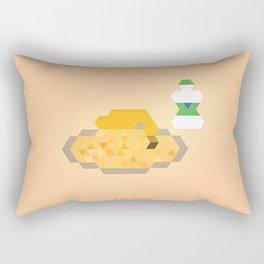 MACHBOOS Rectangular Pillow