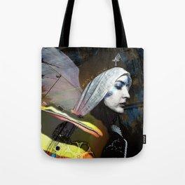 Saint Dymphna Reborn Tote Bag