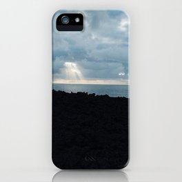 Twilight daze iPhone Case