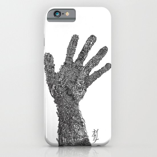 Hand iPhone & iPod Case
