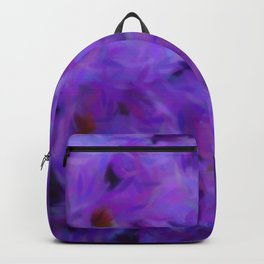 Purple lilac Backpack