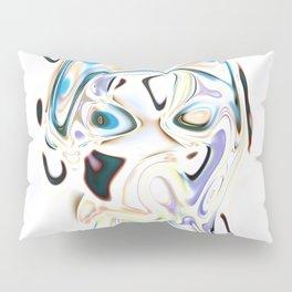 Neural Portrait #2 Pillow Sham