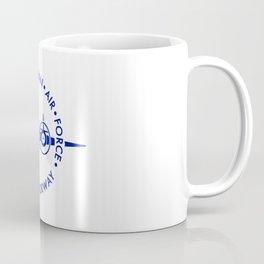 RNAF LITTLE NORWAY  - blue Coffee Mug