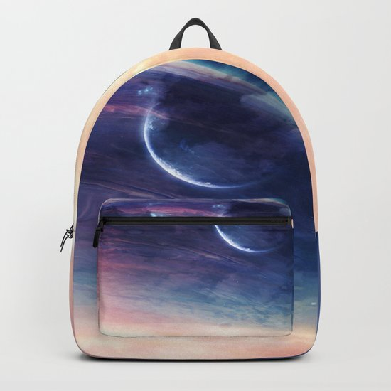 Jupiter rising Backpack