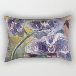 Orchid Morning Rectangular Pillow