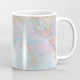 Pastel unicorn marble Coffee Mug