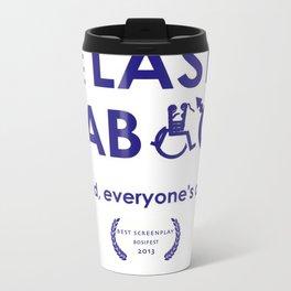 The Last Taboo Documentary   Metal Travel Mug